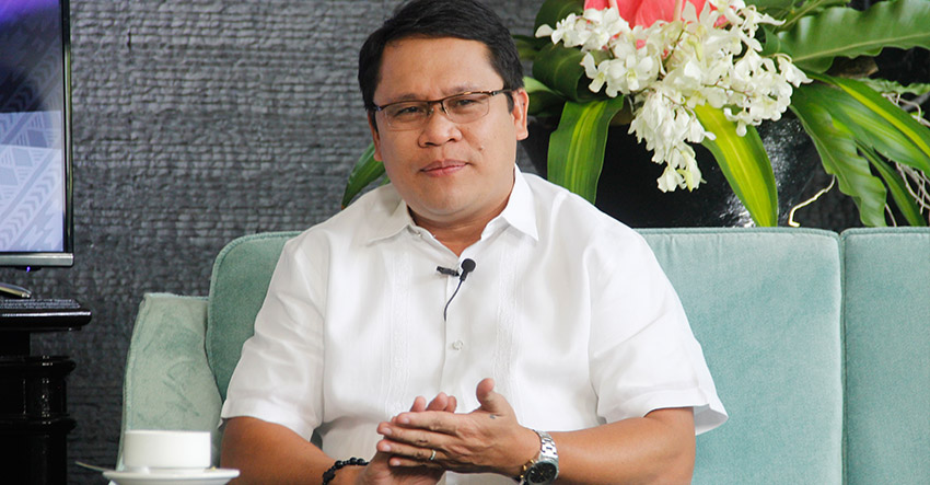 Rellon: Tagum to be 'City of People'