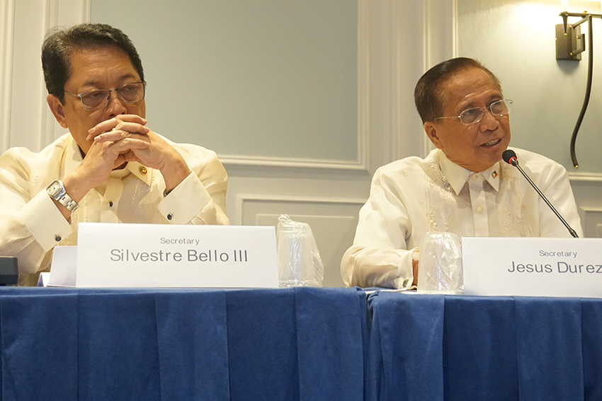 Gov't sees no need to declare unilateral ceasefire