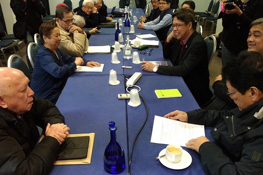 GRP-NDF peace talks: Ceasefire, rights abuses to be tackled in February meet