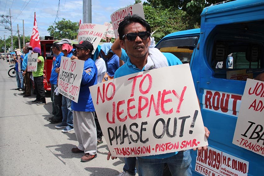 Transport strike to paralyze Davao traffic by 90%