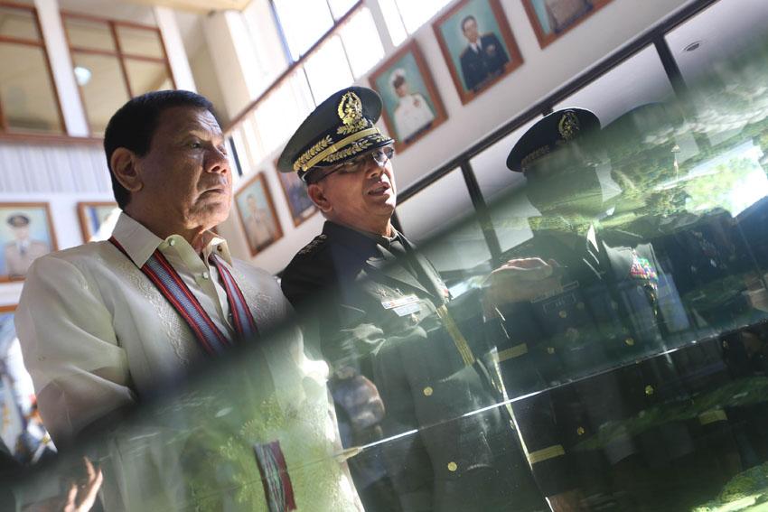 HR group: Duterte's 'flatten the hills' order endangers, targets civilians
