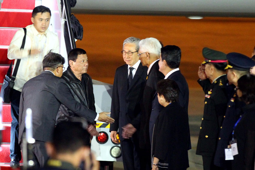PHL to sign at least 3 bilateral agreements in Thailand