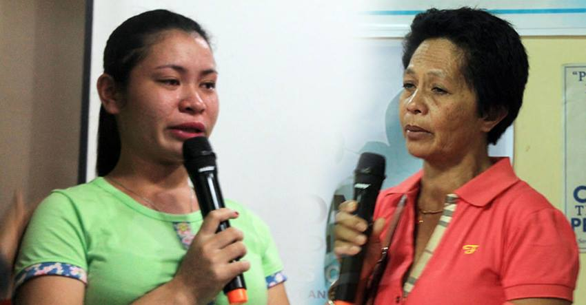 NPA prisoners' parents, wife plead to Duterte: Help us bring them back
