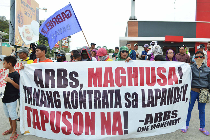 tax and agrarian reform beneficiaries The comprehensive agrarian reform program  the comprehensive agrarian reform  only 44 percent of all farmer beneficiaries under the agrarian reform.