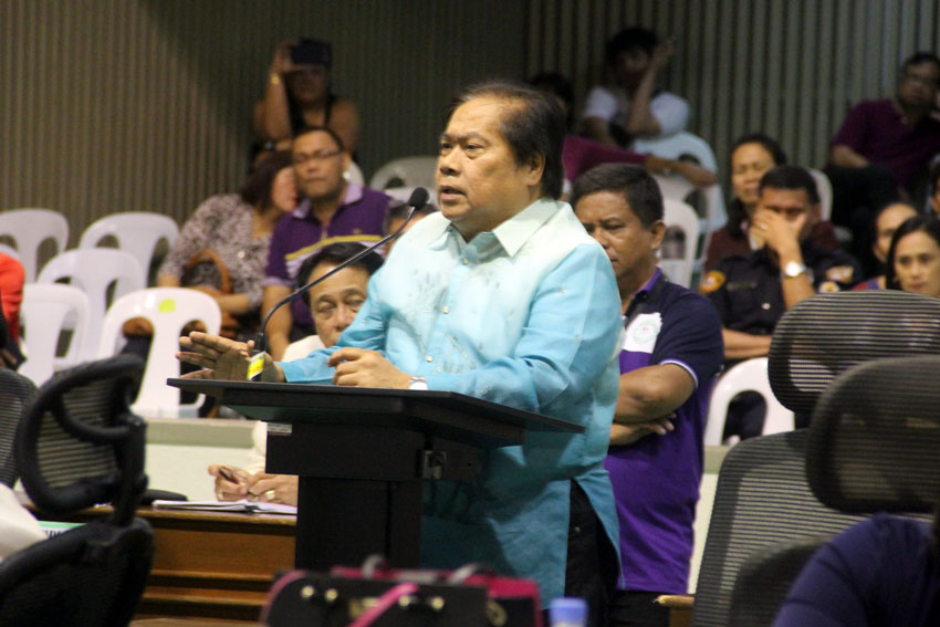 Councilor nixes PUJ modernization, signboard policy; pushes for dialogue