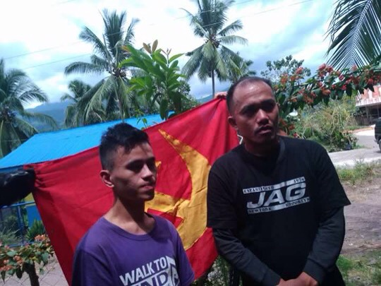 'A gesture of goodwill': NPA frees 2 captive militias in Davao Oriental