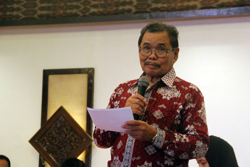 Iqbal: Solving the problem of Mindanao is solving the problem of PHL