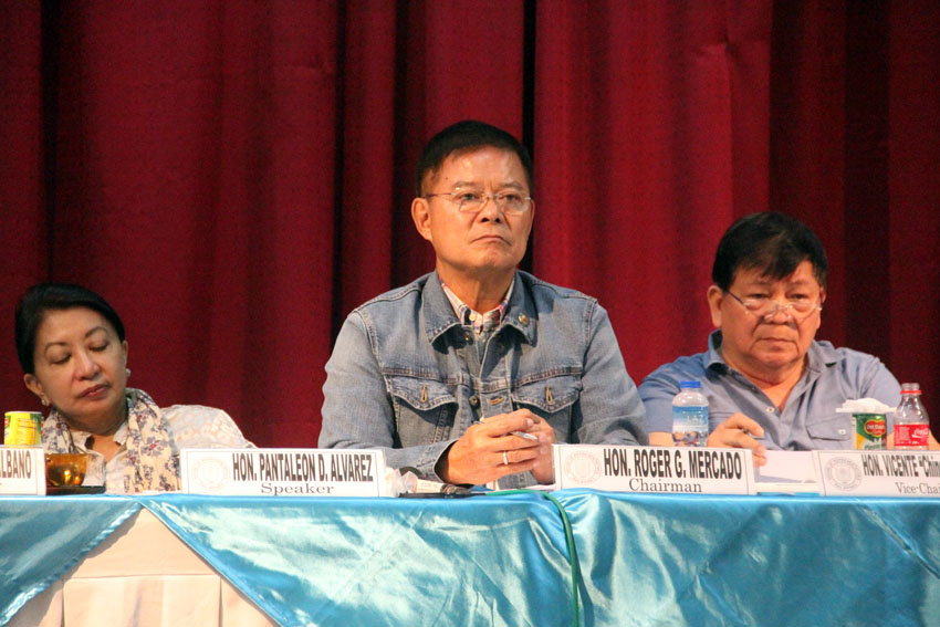 Davao sectoral groups expect possibility of federal PHL