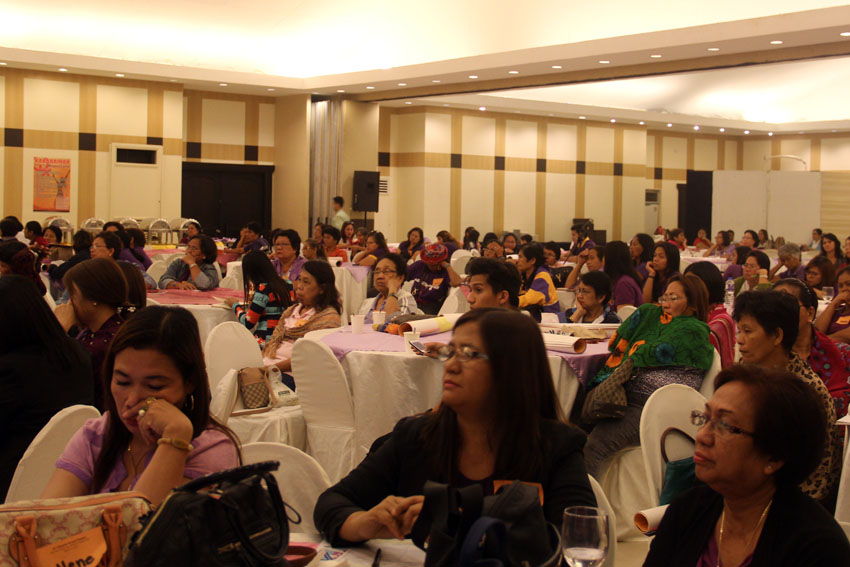Women empowerment in Davao remains a challenge