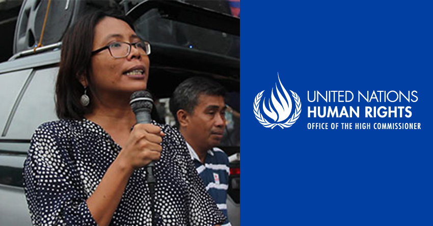 OPEN LETTER | Karapatan reports cases of political killings under Duterte administration to United Nations