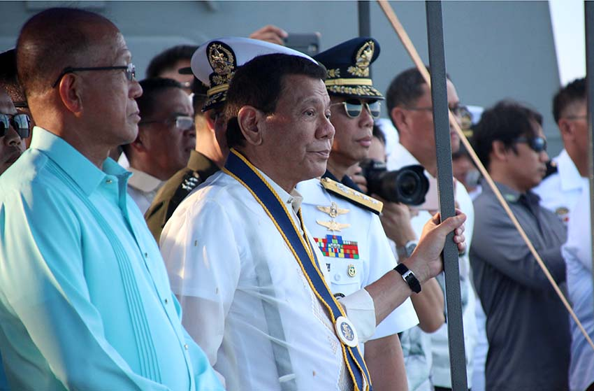 STATEMENT | Duterte's 'revolutionary government' is nothing but dictatorship