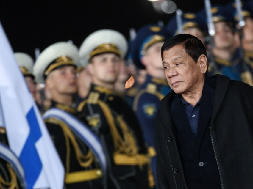 Duterte on Martial Law in Mindanao: I'll be harsh