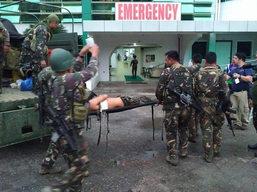 14-hour firefight in Marawi costs 50 gov't casualties