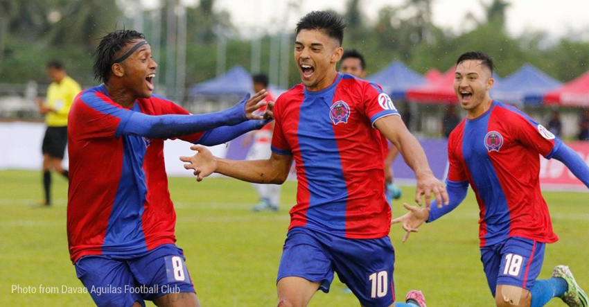 Davao Aguilas to take on 3 home games in DavNor