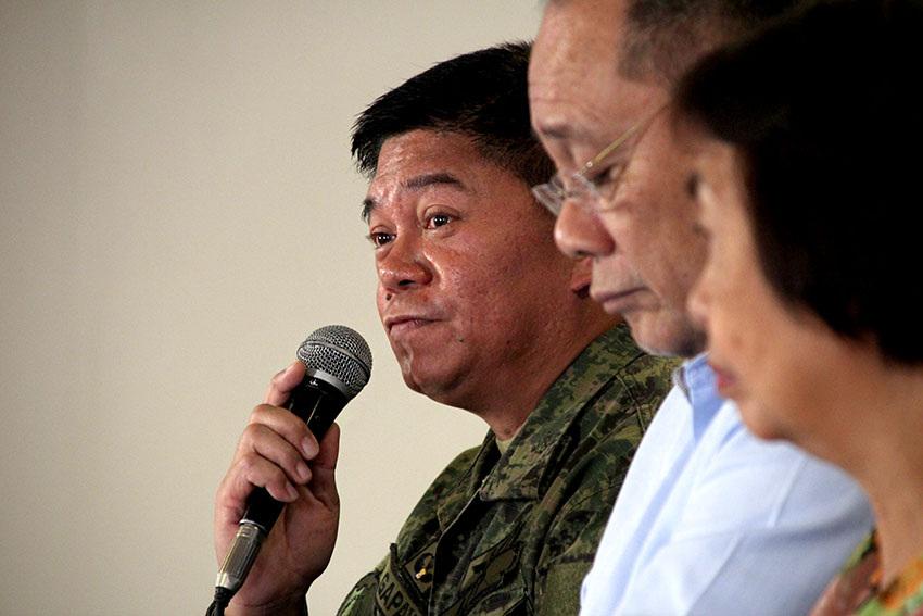 Army: No spillover of terrorism in Eastern Mindanao