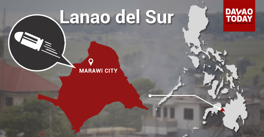 Gov't worker hit by a stray bullet in Lanao del Sur capitol