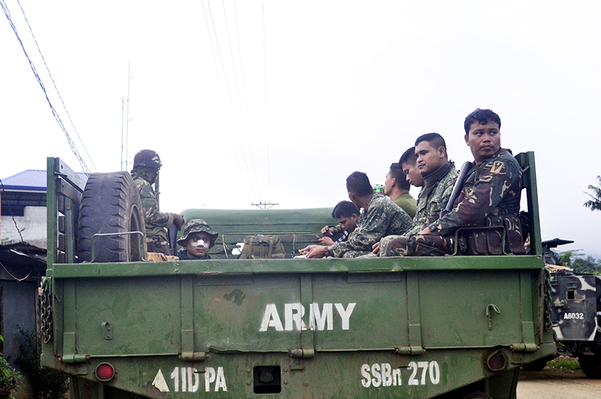 Duterte resurfaces after rest, says Islamist insurgency has deep roots