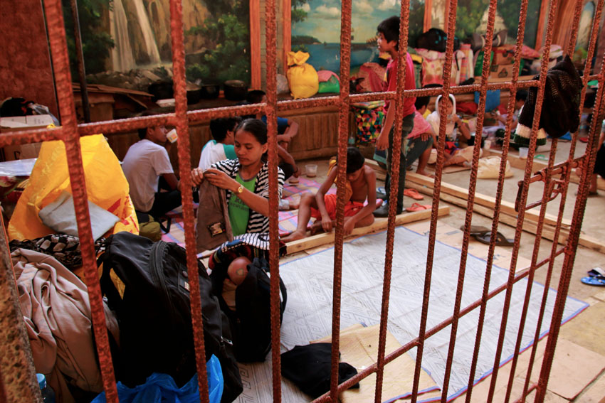 Gov't lacks Maranao-speaking social workers to lead psychosocial therapy of evacuees