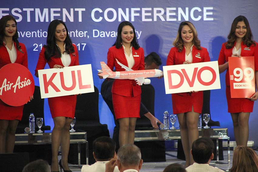 Davao to Kuala Lumpur flights to start on Dec. 21
