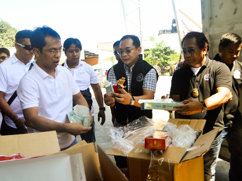 NorMin customs chief: P13-B collection target for 2017 attainable