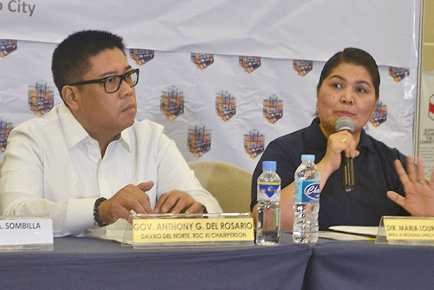 RDC-11 eyes 11.5 percent GDP in Davao region by 2022