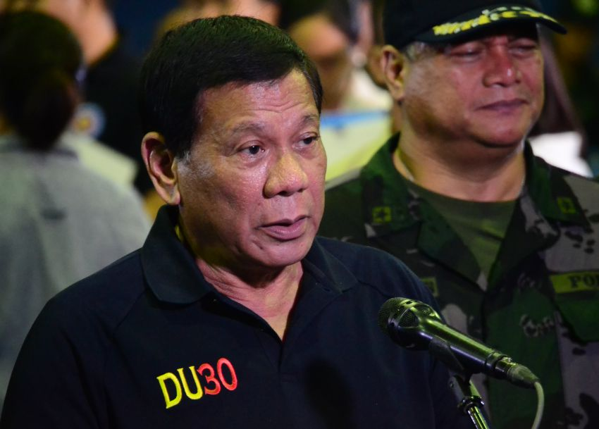 Duterte vows to resolve mining impasse