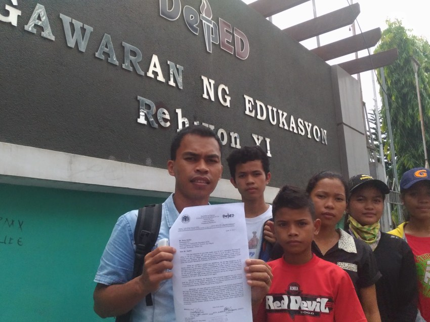 Military's hand seen in 'Lumad' schools closure