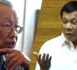 Sison shrugs off Duterte's kill threat