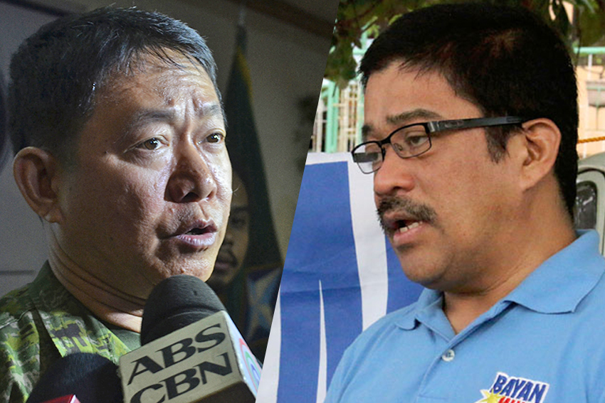 Año's bounty vs. NPAs dangerous​, solon says​