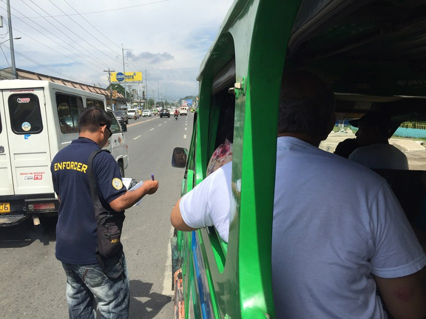 Over 4,000 apprehended in Davao City's speed limit