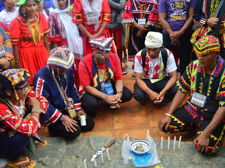 Bringing anger over Mindanao's humanitarian crisis to Manila