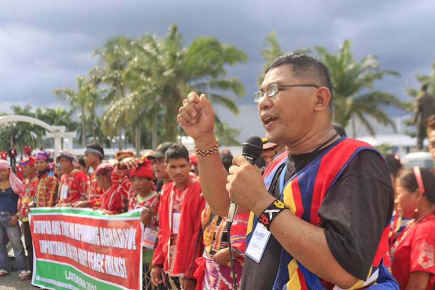 Lumad group demands arrest of militiaman