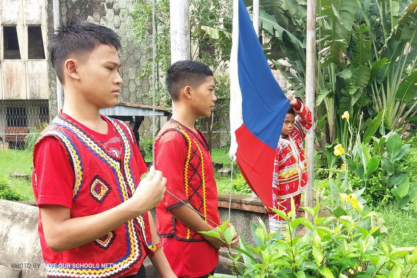 Militarization shuts down Lumad schools in Mindanao