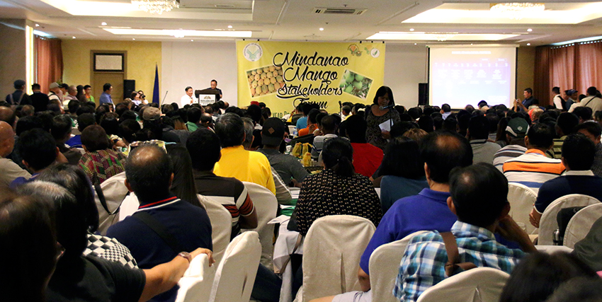 Stakeholders converge to save falling mango industry in PHL