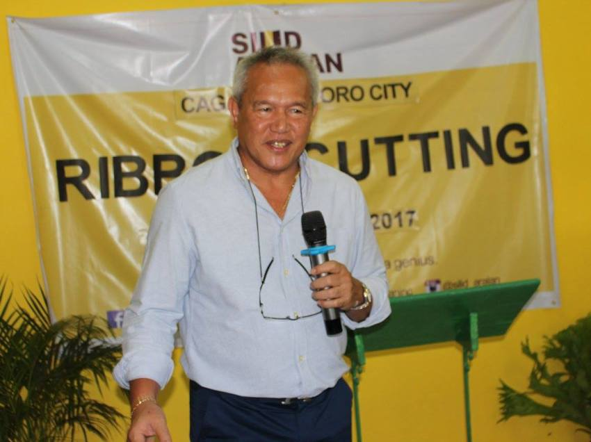 Oro mayor tells DILG to let him do his job