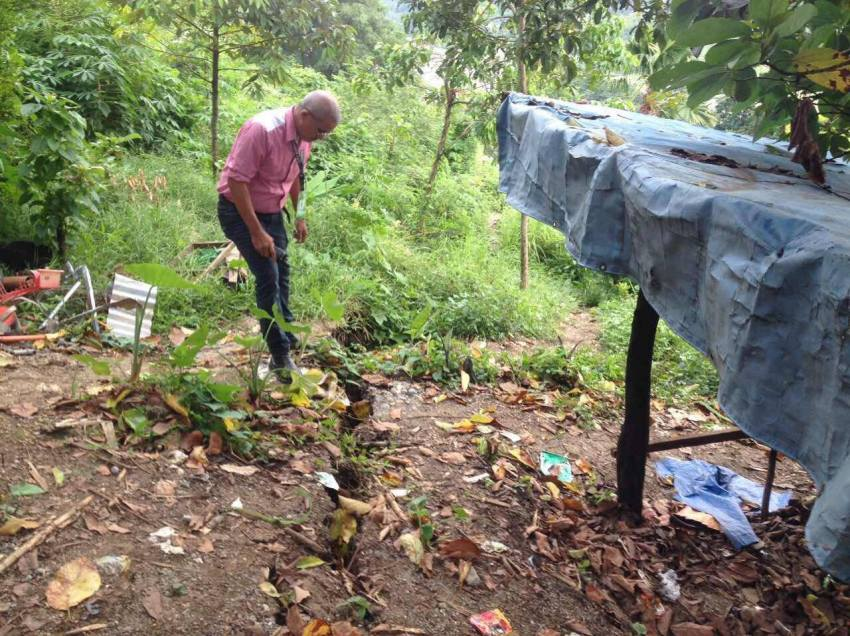Landslides in Davao feared