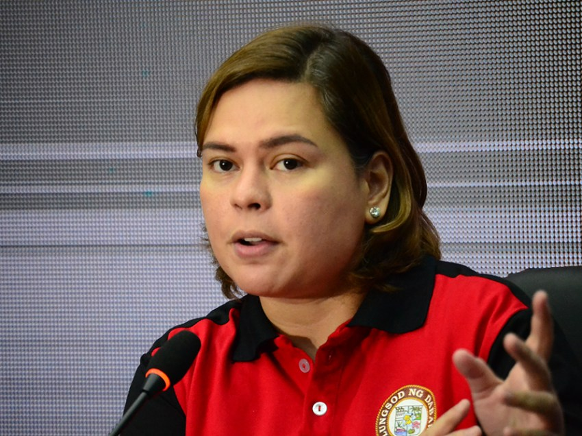 "Mayor Sara: ""I would rather run as barangay chair than senator'"
