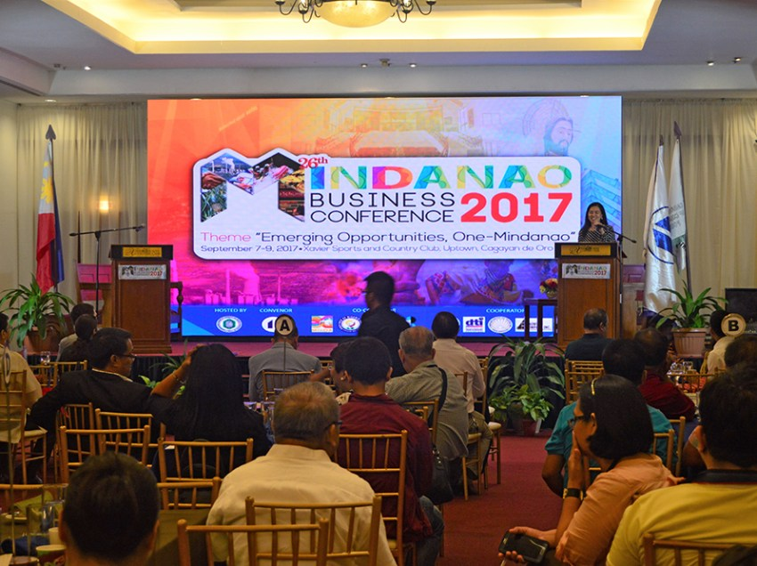 Martial law no effect on Mindanao's biggest business event