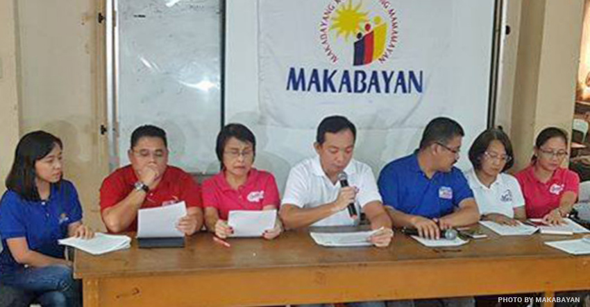 STATEMENT| Why Makabayan Bloc bolts from House majority
