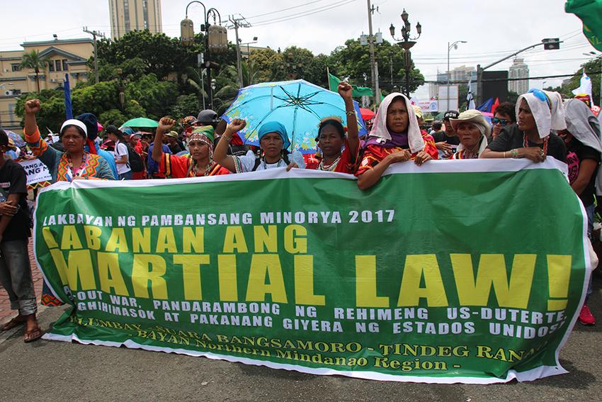 Congress to decide on extension of martial law before holiday break