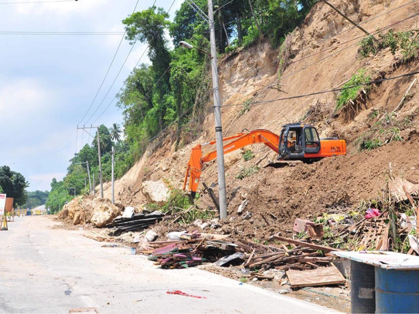 Davao's Diversion Road clearing operations pass 48-hour deadline