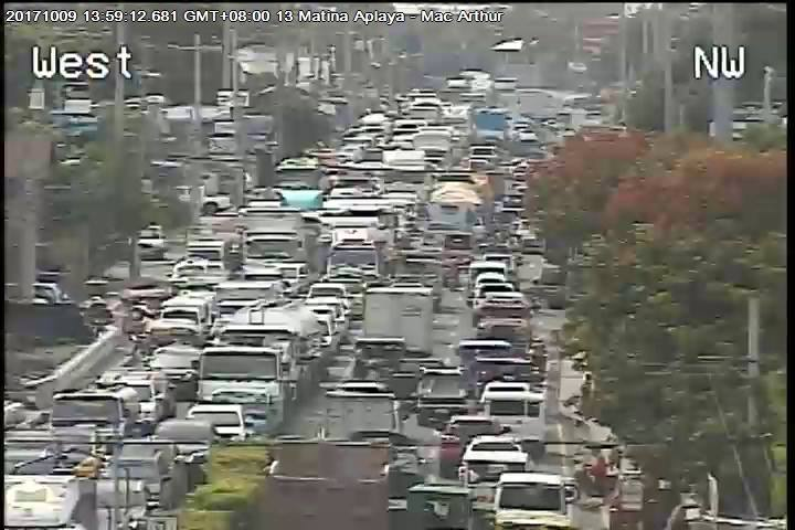 Davao to face monstrous traffic until midweek