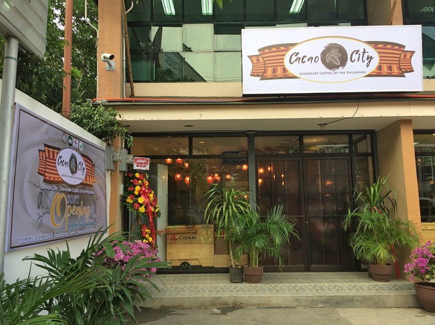 Cacao City cafe to demonstrate Davao as 'PH chocolate capital'