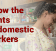 INFOGRAPHIC: The rights of the domestic workers under the law