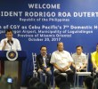 Duterte vows anew not to extend presidency