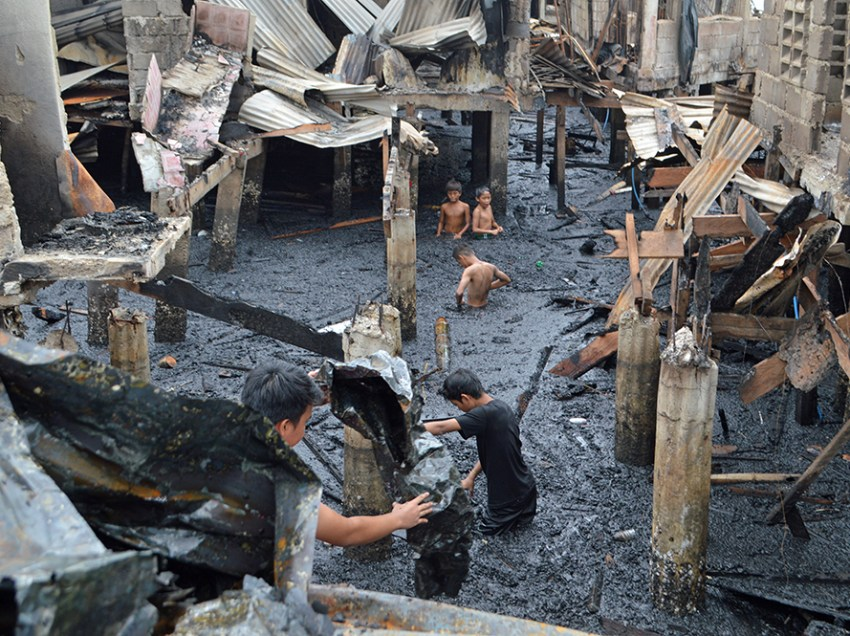 P82-M damage in Davao's 'worst' fire incident this month