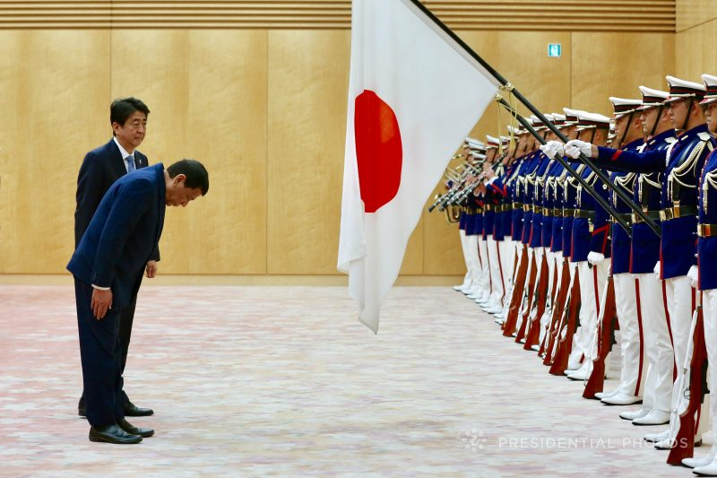 Duterte's visit in Tokyo to boost PH's infrastructure programs