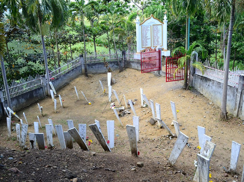 IN PHOTOS: Ampatuan massacre eight years later
