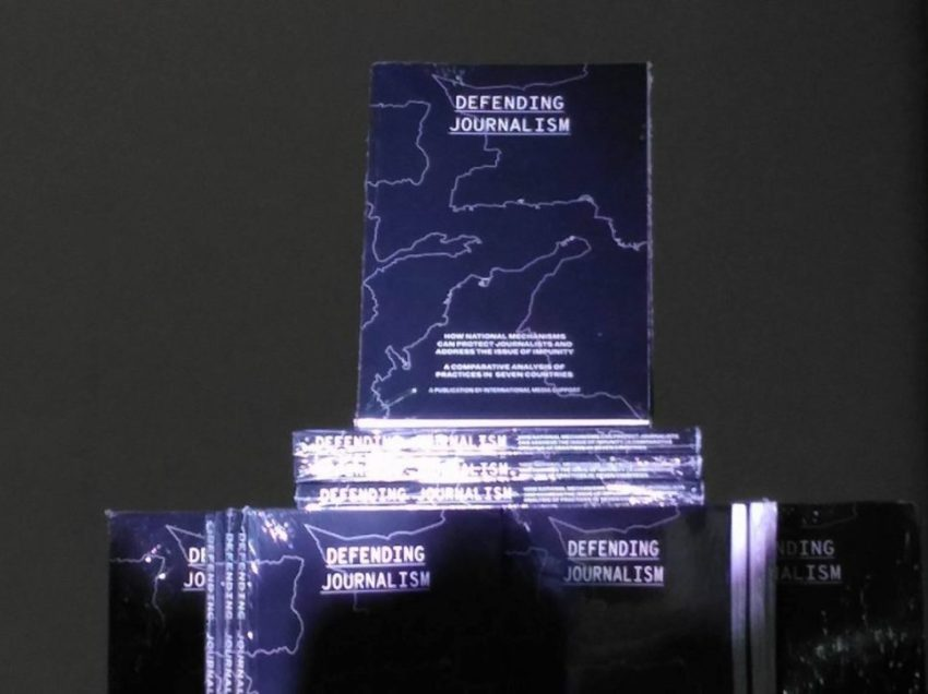 FULL TEXT | Message from AIJC President Ramon R. Tuazon during the launching of the book titled 'Defending Journalism'