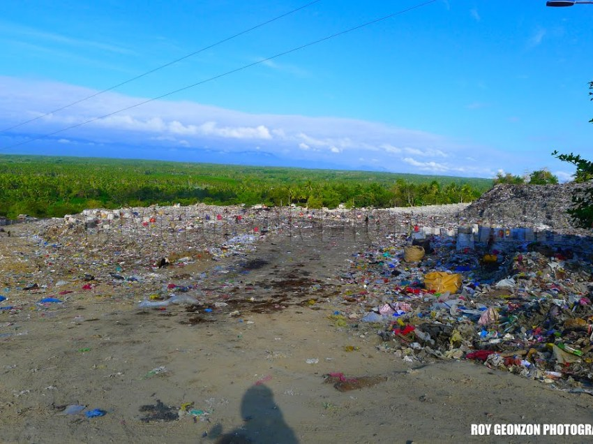 Leaking landfill waste imperils Davao residents, rivers